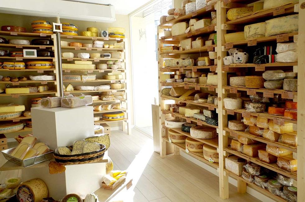 La Majada Quesos, el primer 'cheese bar' de Valencia