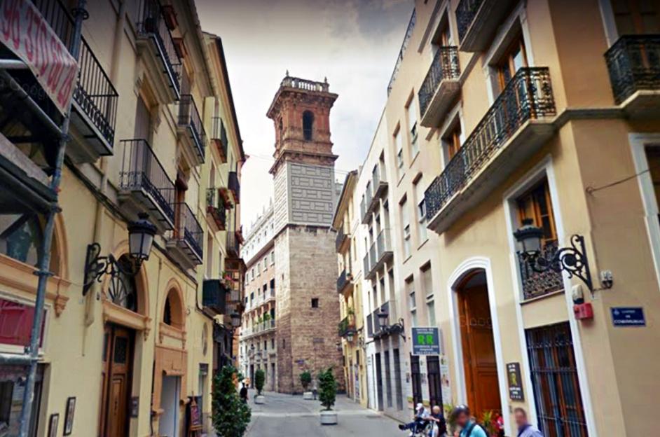 La Torre de San Bartolomé: el campanario sin iglesia de la ciudad de Valencia