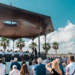 La Pérgola de la Marina de Valencia acogerá nuevos ciclos de conciertos en 2018