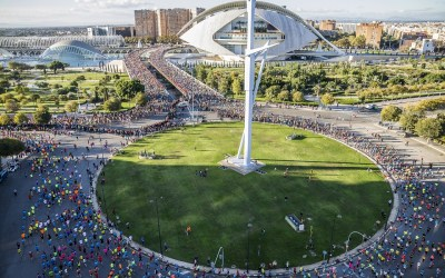 Viajar en los autobuses de la EMT será gratis el próximo domingo durante el Maratón de Valencia