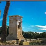 La Torre Sant Josep, el mayor monumento funerario de época romana de Hispania