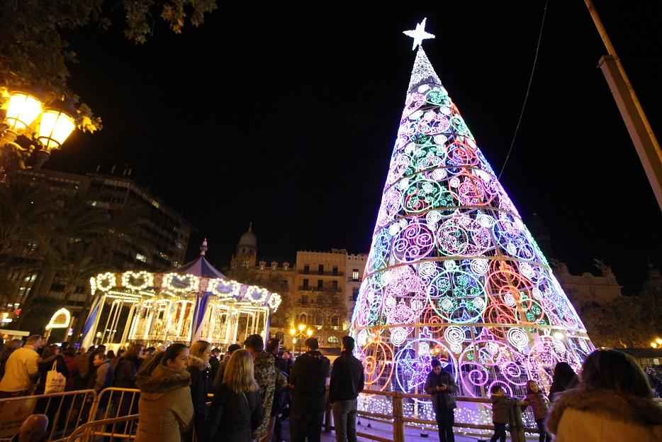 Agenda completa de actividades para disfrutar de la Navidad 2017 en Valencia