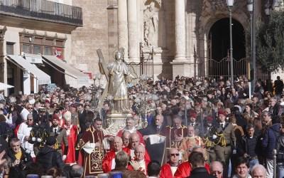 Valencia celebra la Fiesta de San Vicente Mártir 2019 el 22 de enero