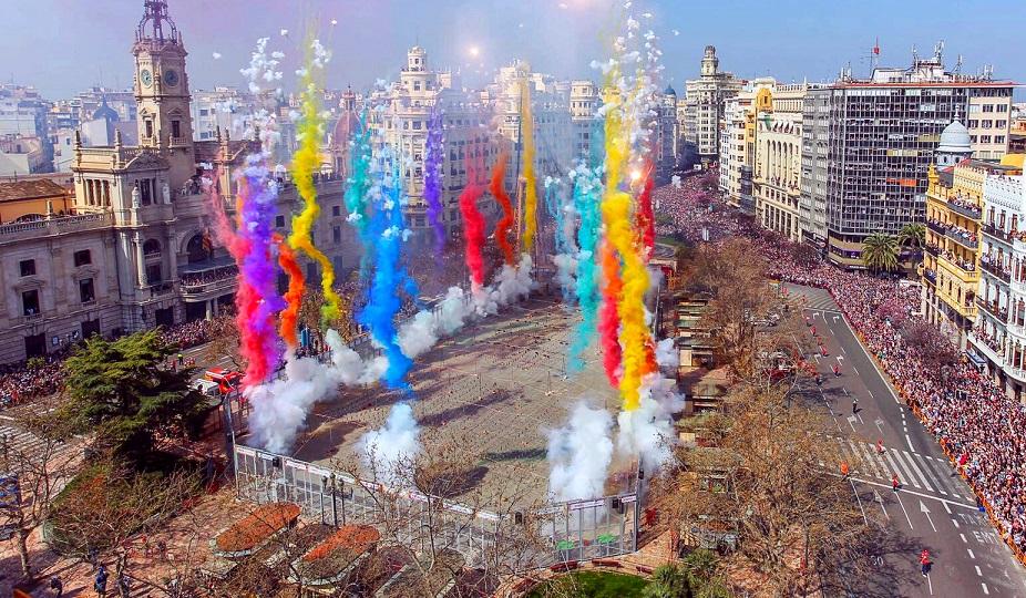 Qué hacer en Valencia del 15 al 19 de marzo – GRAN ESPECIAL DE FALLAS 2019