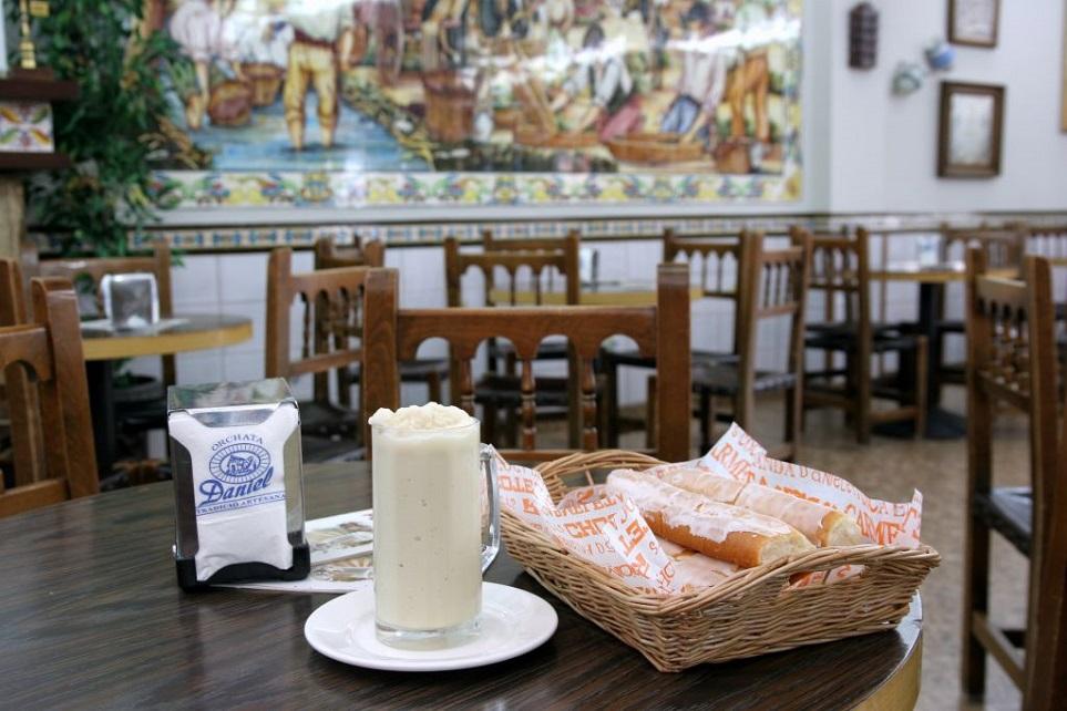 Las mejores horchaterías de Valencia