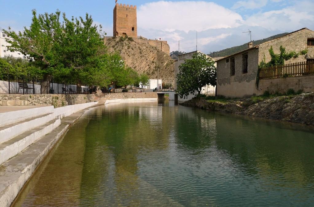 Charco El Gruñidor: la piscina natural de Sot de Chera