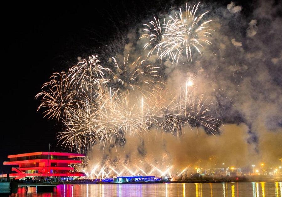 Un espectacular Piromusical de Ricardo Caballer iluminará La Nit a la Mar 2018