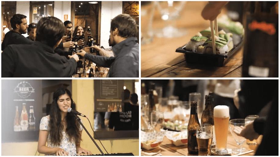 Beer Experience, el festival gastrobirrero de Tapineria, regresa en noviembre
