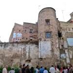 La muralla islámica existente en la plaza del Ángel de Valencia será rehabilitada