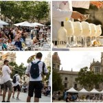 La plaza del Ayuntamiento de Valencia acoge el Día de la Horchata y la Chufa de Valencia 2018