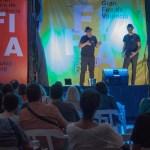Monologos gratuitos y al aire libre en el mes de julio durante la Gran Fira de Valencia 2018