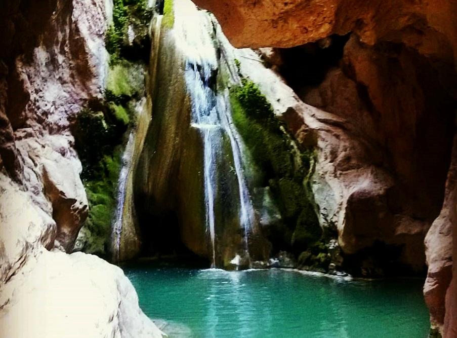 La Cascada del Bercolón, la maravilla escondida de Tuéjar