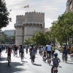 Valencia se llena de actividades por el Día de la Bicicleta 2018