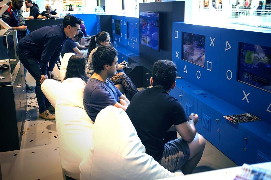 Llega a Valencia HYPE Station®, el espacio gratuito de ocio gamer referente a nivel nacional