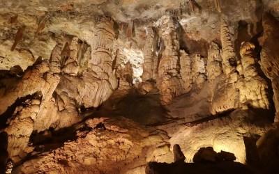 La preciosa Cueva de Don Juan de Jalance, la única cueva natural turística de la provincia de Valencia