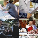 La plaza del Mercado de Valencia se llena de gastronomía de la tierra con la Mostreta