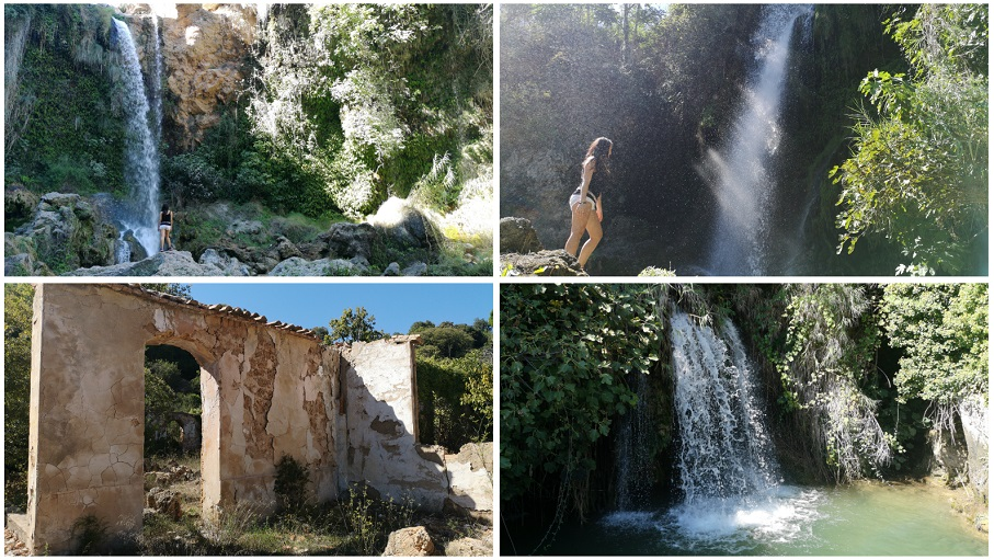 La espectacular Ruta de las 3 cascadas de Anna