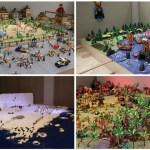 Una delas colecciones privadas más grandes del mundo de Playmobil regresa al Ateneo Mercantil