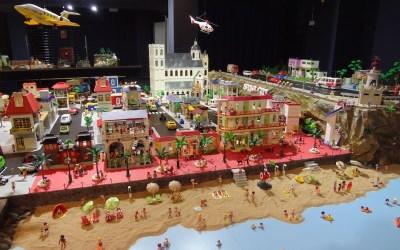 Llega a Torrent la exposición de Playmobil más grande de la historia en la Comunidad Valenciana