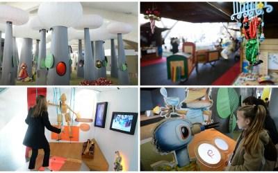 Los cuentos populares cobran vida en una exposición del Museu de les Ciències de Valencia