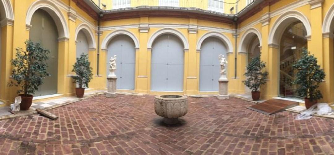 Valencia recupera las esculturas de Ponzanelli