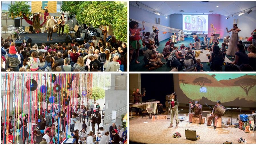 Menut Palau vuelve en diciembre al Palau de la Música con 150 sesiones para familias y escolares
