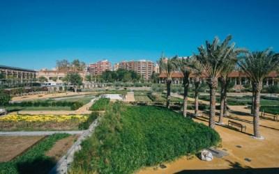 El Parque Central de Valencia abre sus puertas