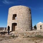 Los Molinos de Alcublas, los únicos molinos de viento de la provincia de Valencia