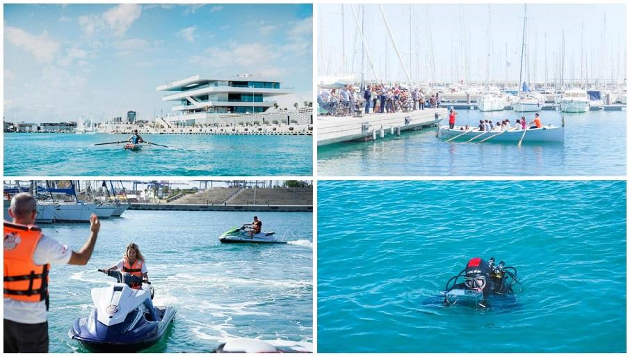 Marina Valencia Week 2019 quiere convertirse en la mayor concentración náutica de España