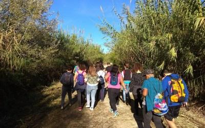 Regresan las EcoRutas de Riba-roja de Túria, unas rutas de senderismo guiadas GRATUITAS