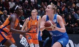 Valencia Basket Femenino, Valencia Basket, VCF