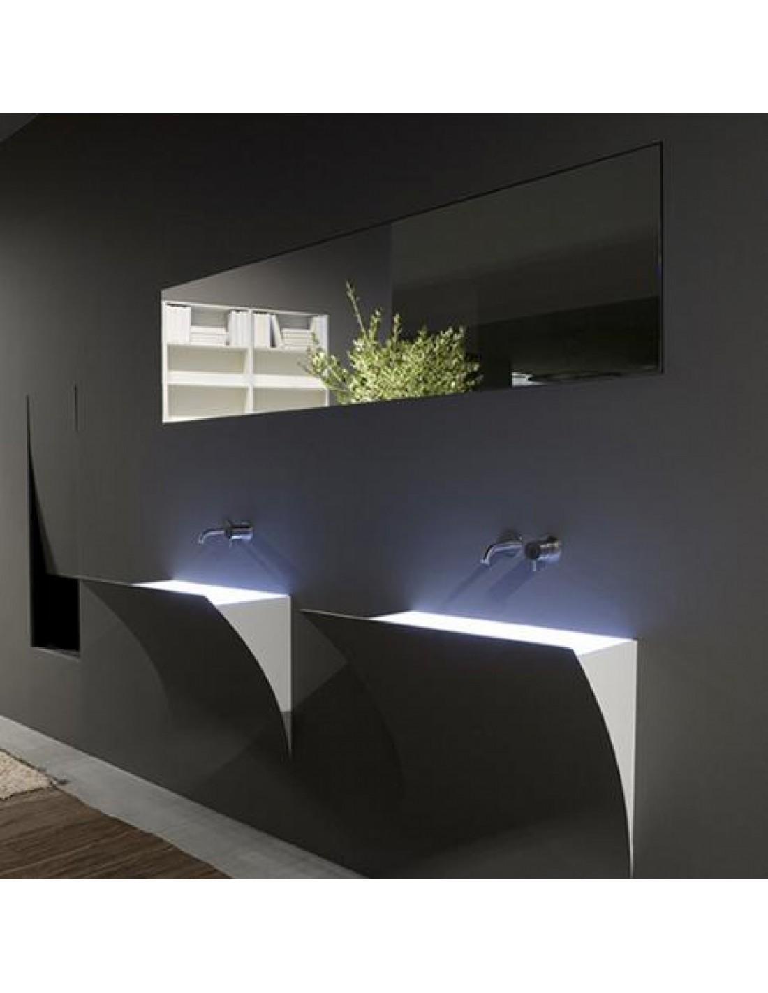 Armoire De Toilette Segreto Antonio Lupi Valente Design
