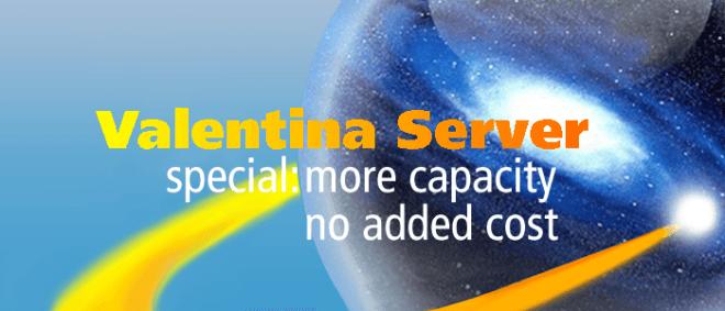 Valentina Server Sale
