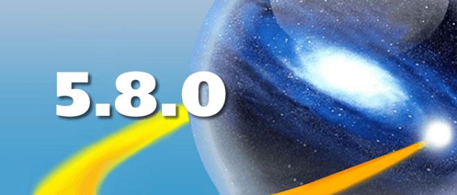 Valentina 5.8 Released