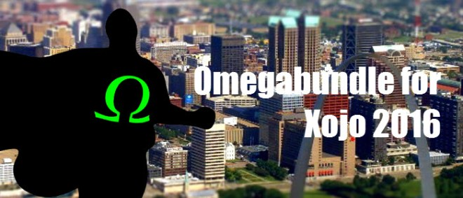 Omegabundle for Xojo 2016 Arrives