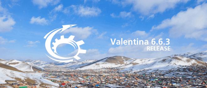 Valentina 6.6.3 Released