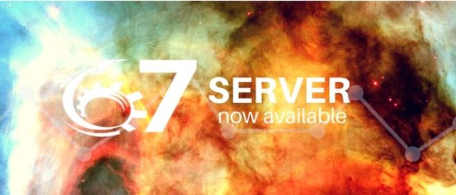 Valentina Server 7 Released