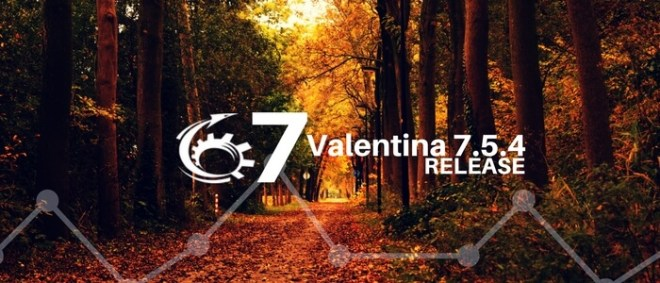 Valentina Release 7.5.4 Now Available