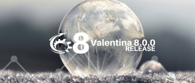 Valentina 8 Released