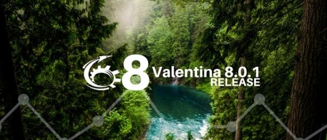 Valentina Release 8.0.1
