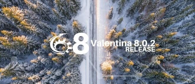 Valentina 8.0.2 Released