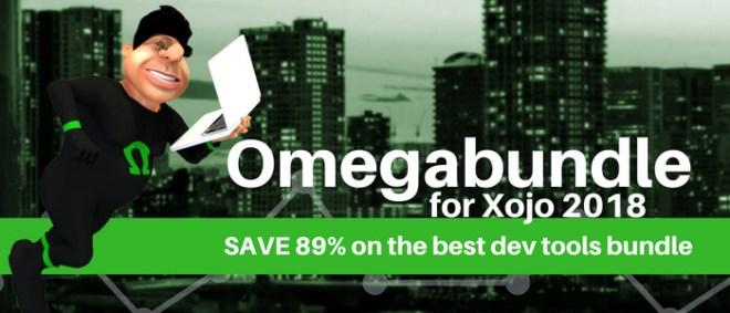 Omegabundle for Xojo 2018