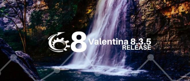 Valentina 8.3.5 Released