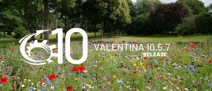 Valentina 10.5.7 Released