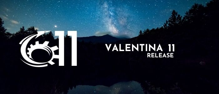 Valentina Release 11 Now Available; Supports ARM based Macs