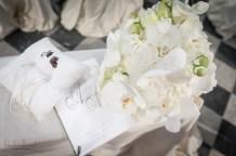 libretto messa, bouquet, cuscino fedi