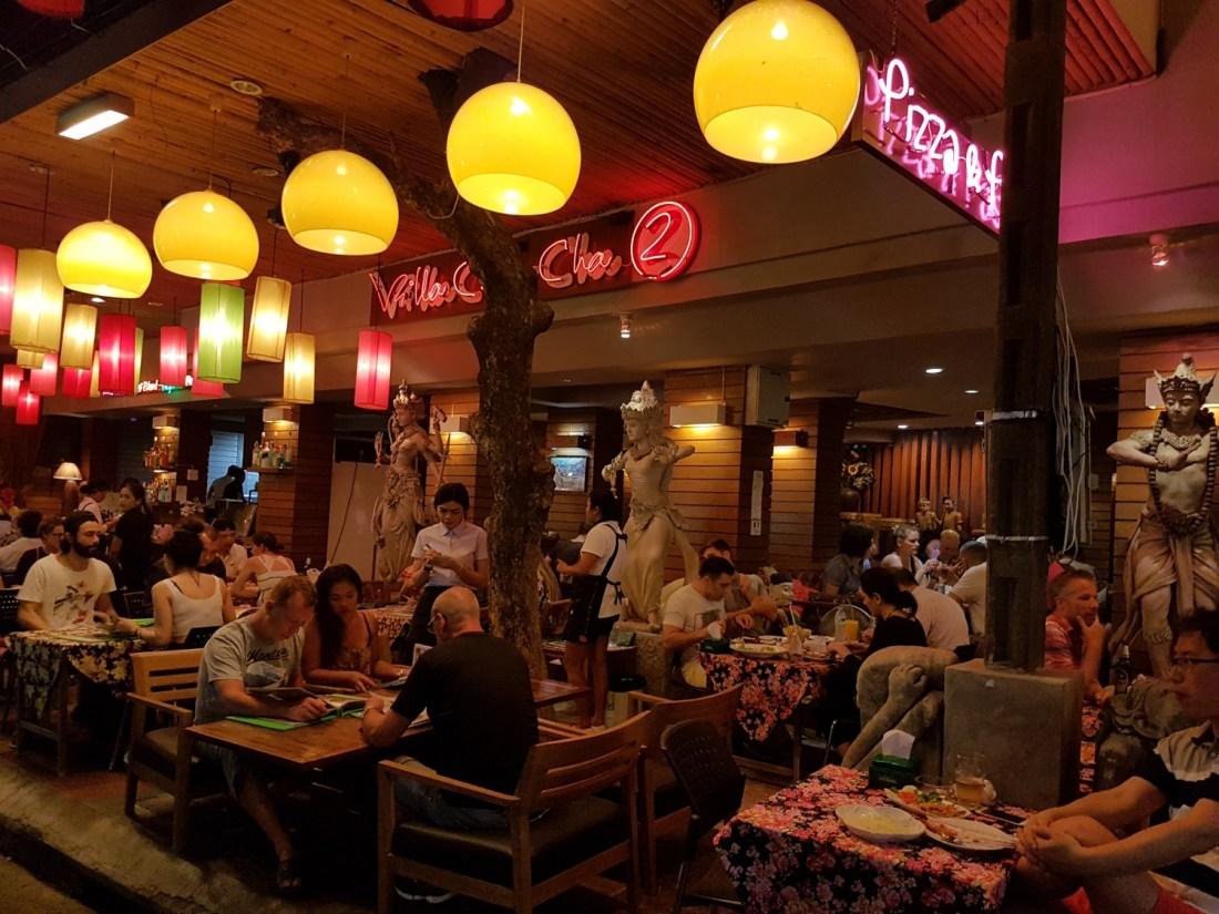 dove mangiare a bangkok