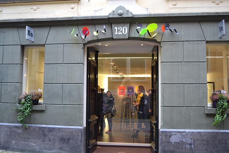 Galería joyas de autor RA Amsterdam