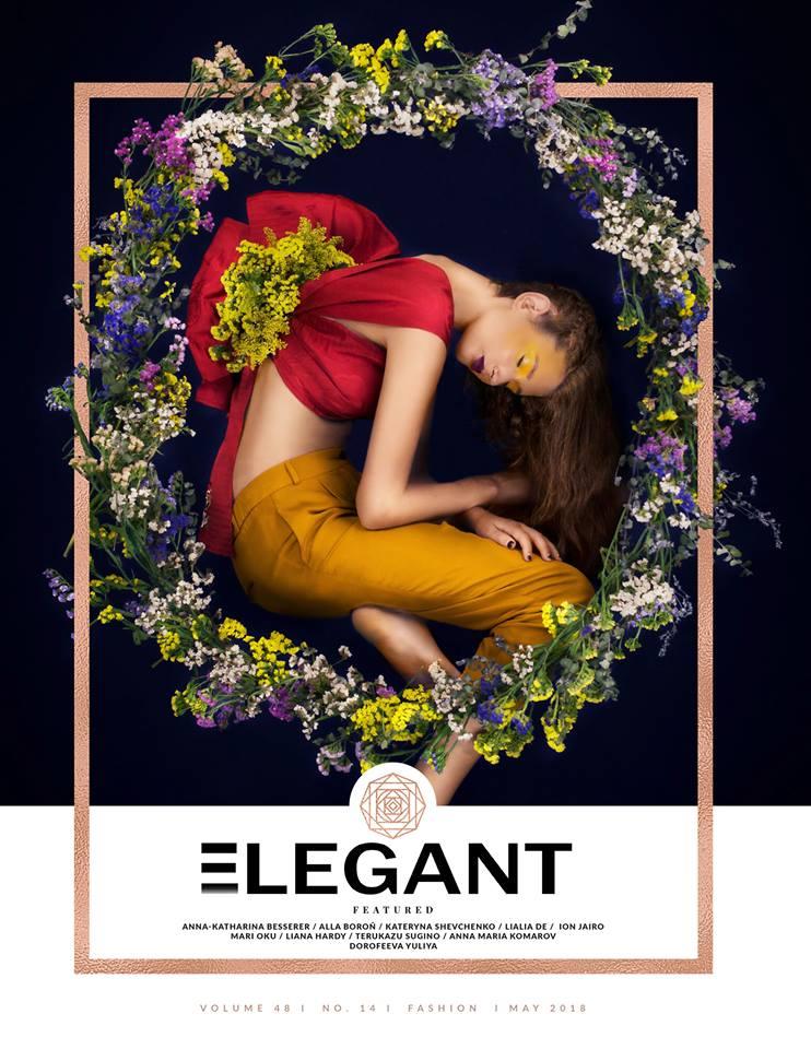 elegant magazine valentina falchi joyas