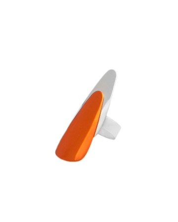anillo ORANGE joy keeper valentina falchi